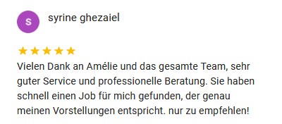 Google Rezension Ghezaiel