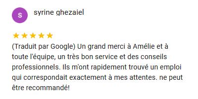 Google Rezension Ghezaiel