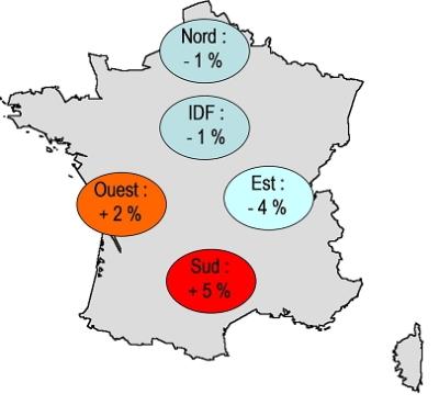 Manpower Cartographie des prévisions 2013