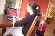 Concilier vie familiale et vie professionnelle en Allemagne grâce à l'ère numérique