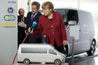 Voiture électrique en Allemagne : Berlin réaffirme ses ambitions