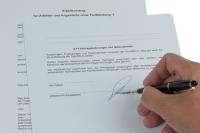 Wie kündige ich einen unbefristeten Arbeitsvertrag (CDI) in Frankreich?