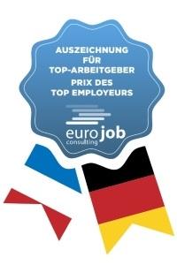 Auszeichnung für deutsch-französische Top-Arbeitgeber - Prix des top-employeurs franco-allemands
