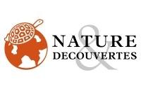 Nature & Découvertes Logo 200x133