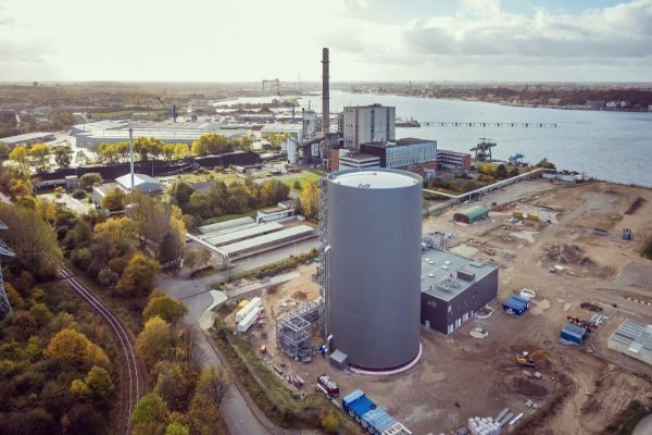 Électricité et chaleur à Kiel
