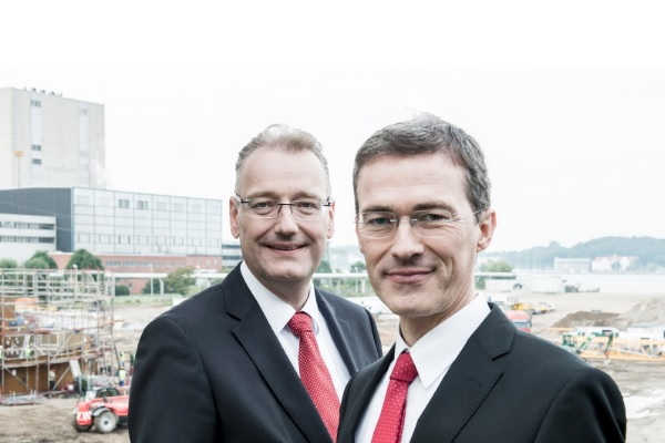 Moins de rejets de CO2 Kiel