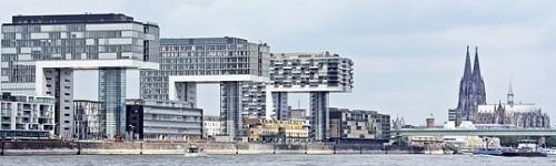 Cologne ville dynamique