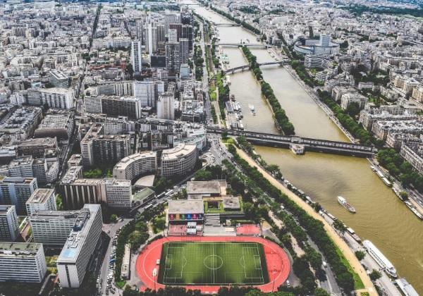 Wohnung Nähe Arbeitsplatz in Paris