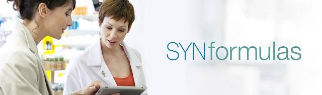 Synformulas GmbH Banner