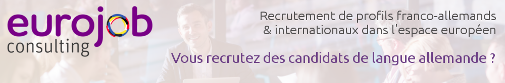 Recrutement franco-allemand Eurojob-Consulting