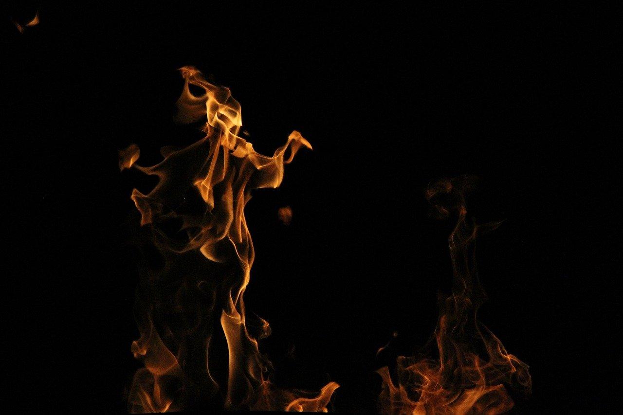 Feuer Kaminofen