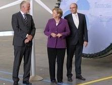 CIDAL Merkel tournée énergétique