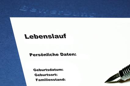 Le CV allemand : nos conseils pour bien réaliser son Lebenslauf