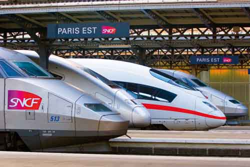 PB Deutsche Bahn SNCF