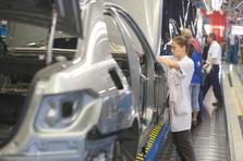 L'industrie automobile en Allemagne au meilleur de sa forme