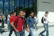 Les Allemands se lancent dans les études avec optimisme