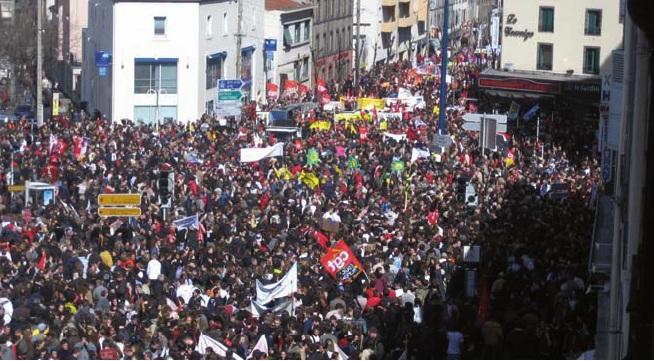 Viel Lärm um nichts? Gewerkschaften in Frankreich und Deutschland im Vergleich