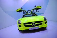 CIDAL Salon de l'automobile de Francfort