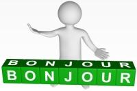 """Vorstellungsgespräch in Frankreich: Wie sagt man richtig """"Guten Tag"""" auf Französisch?"""