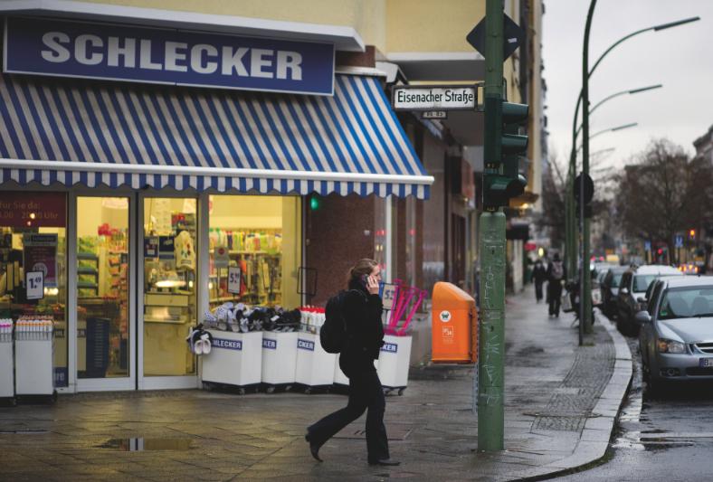 Schlecker: l'exemple de faillite d'une entreprise allemande