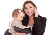Je mehr eine Frau in Frankreich Karriere macht, desto mehr Kinder bekommt sie