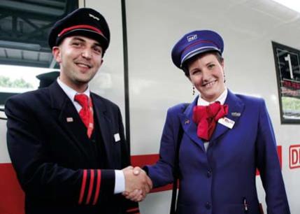 Les relations entre une entreprise allemande et française : l'exemple de la SNCF et la Deutsche Bahn